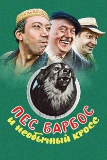 постер к фильму Пес Барбос и необычный кросс