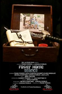 постер к фильму Сеанс в приёмном доме