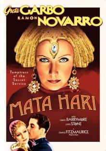 постер к фильму Мата Хари