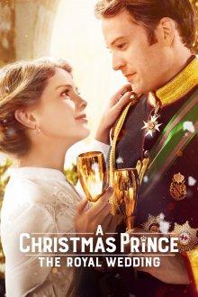 постер к фильму Рождественский принц: Королевская свадьба
