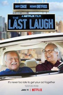 постер к фильму Смеяться последним