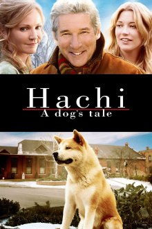 постер к фильму Хатико: Самый верный друг
