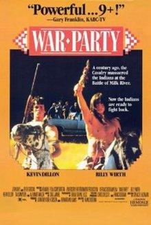 постер к фильму На тропе войны