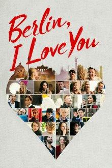 постер к фильму Берлин, я люблю тебя