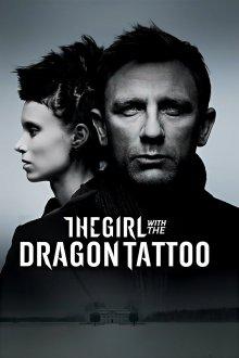 постер к фильму Девушка с татуировкой дракона