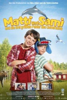 постер к фильму Матти, Сами и три величайших ошибки Вселенной