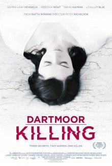 постер к фильму Убийство в Дартмуре