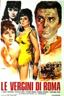 постер к фильму Амазонки Рима