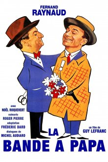 постер к фильму Банда отца