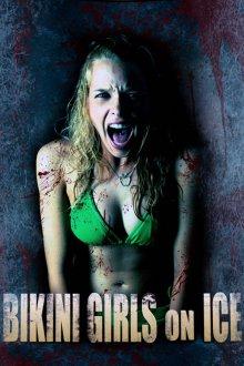 постер к фильму Девочки бикини на льду
