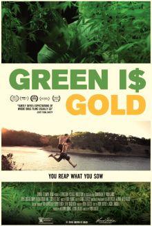 постер к фильму Зеленое золото