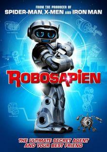 постер к фильму Робосапиен: Перезагрузка