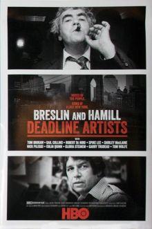 постер к фильму Бреслин и Хэммилл: Мастера дедлайна
