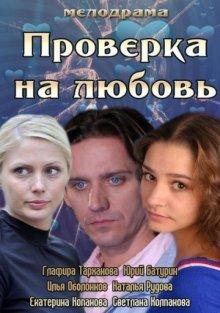постер к фильму Проверка на любовь