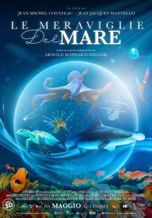постер к фильму Чудеса моря в 3D