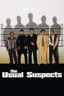 постер к фильму Подозрительные лица
