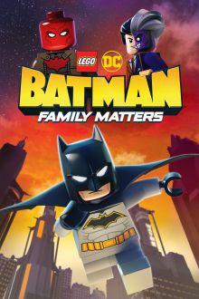 Lego Dc бэтмен дела семейные