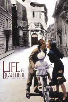 постер к фильму Жизнь прекрасна