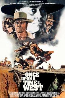 постер к фильму Однажды на Диком Западе