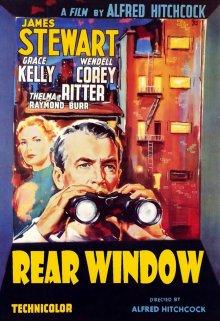 постер к фильму Окно во двор
