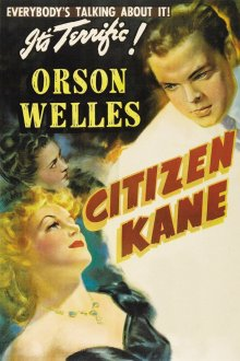 постер к фильму Гражданин Кейн