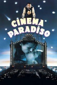 постер к фильму Новый кинотеатр «Парадизо»