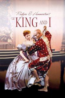 постер к фильму Король и я