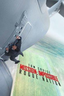 постер к фильму Миссия невыполнима: Племя изгоев