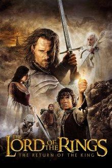постер к фильму Властелин колец: Возвращение Короля