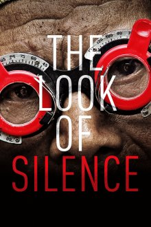 постер к фильму Взгляд тишины